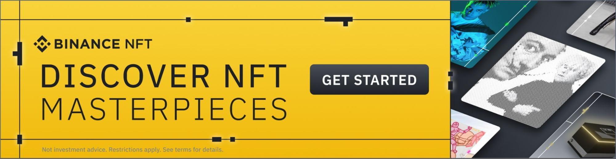 Thị trường Binance NFT