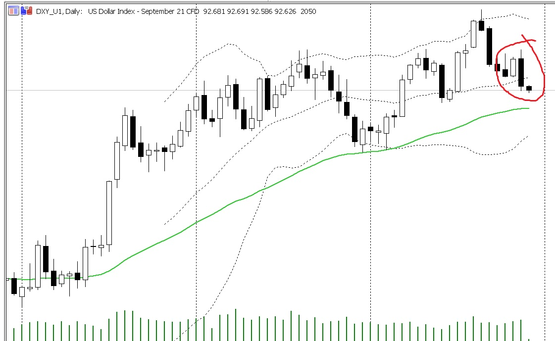chart daily